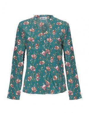 Pубашка DRY LAKE.. Цвет: зеленый