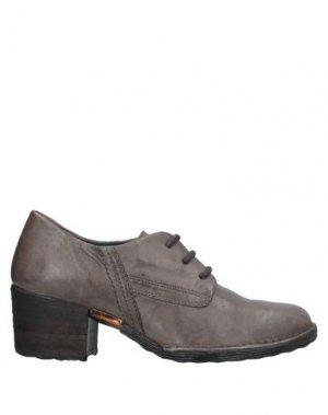 Обувь на шнурках KHRIO'. Цвет: серый