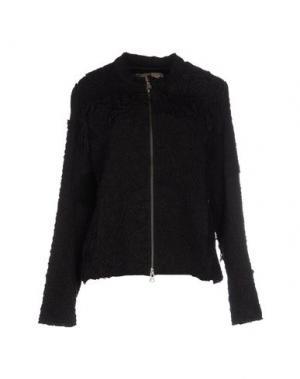 Куртка BY WALID. Цвет: черный