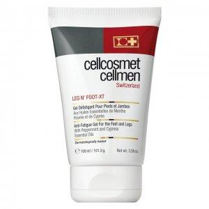 Тонизирующий гель для ног Cellcosmet&Cellmen. Цвет: бесцветный