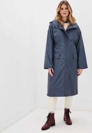 Куртка утепленная Kata Binska PUX. Цвет: синий