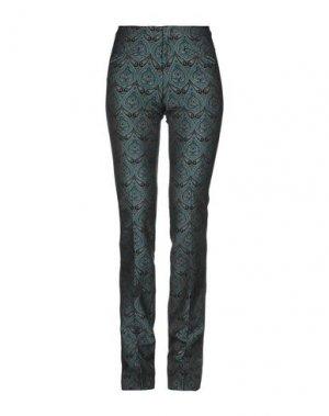 Повседневные брюки PT Torino. Цвет: цвет морской волны