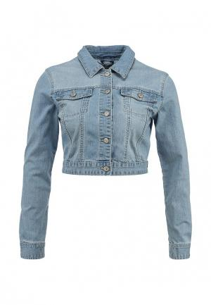 Куртка джинсовая Concept Club. Цвет: голубой