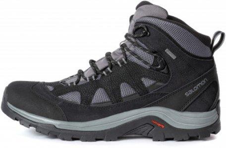 Ботинки мужские Authentic LTR GTX, размер 45.5 Salomon. Цвет: черный