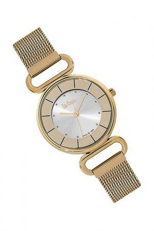 Наручные часы Lee cooper. Цвет: золотистый