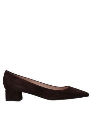 Туфли CARRARO. Цвет: темно-коричневый