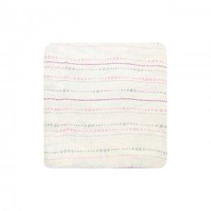 Хлопковая пеленка для пеленального стола Aden+Anais. Цвет: серый