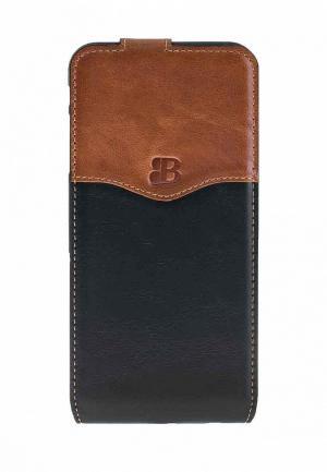Чехол для iPhone Burkley 7/8 Plus. Цвет: черный