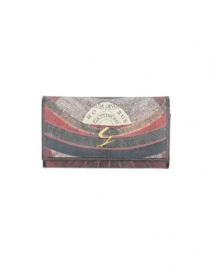 Бумажник GATTINONI. Цвет: пурпурный