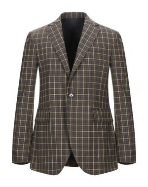 Пиджак BAND OF OUTSIDERS. Цвет: коричневый