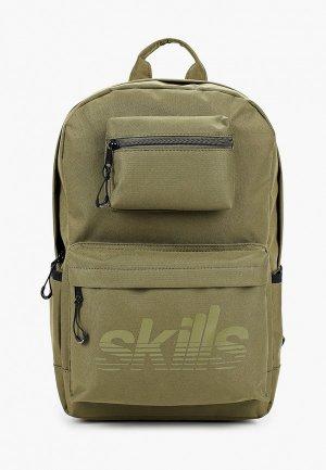 Рюкзак Skills Phantom Daypack t2t. Цвет: зеленый