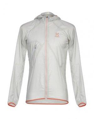 Куртка HAGLÖFS. Цвет: серый