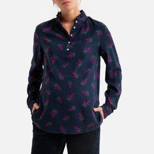 Блузка LaRedoute. Цвет: разноцветный