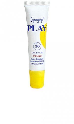 Бальзам для губ spf 30 play Supergoop!. Цвет: beauty: na