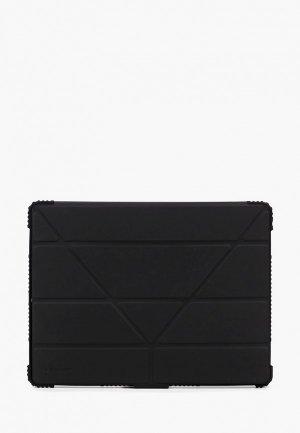 Чехол для планшета Capdase противоударный BUMPER FOLIO Flip Case Apple iPad Pro 12.9 (2015, 2017). Цвет: черный