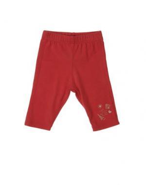 Повседневные брюки JEAN BOURGET. Цвет: красный