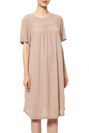 Платье Cyrille Gassiline. Цвет: капучино