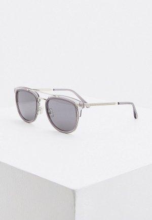 Очки солнцезащитные Jimmy Choo HANS/S KB7. Цвет: серый