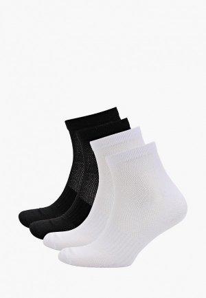 Носки 4 пары Feltimo. Цвет: разноцветный