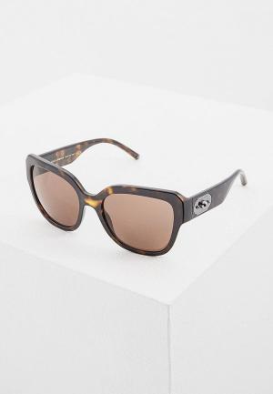 Очки солнцезащитные Dolce&Gabbana DG6118 502/73. Цвет: коричневый