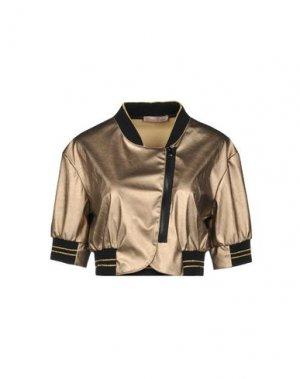 Куртка AMELIE RÊVEUR. Цвет: хаки