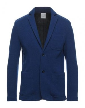 Пиджак 120%. Цвет: ярко-синий
