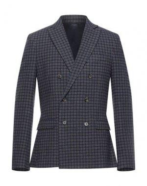 Пиджак JOHN BARRITT. Цвет: темно-синий