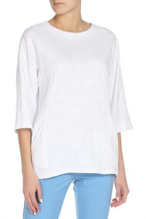 Блуза-туника Adzhedo. Цвет: белый