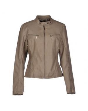 Куртка FRANSA. Цвет: хаки