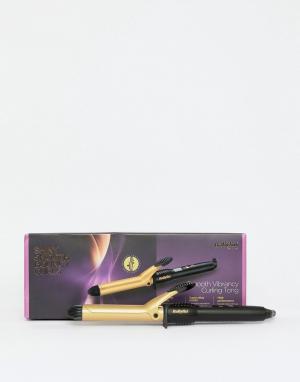 Щипцы для завивки волос с вилкой британского стандарта BaByliss Smooth Vibrancy-Бесцветный