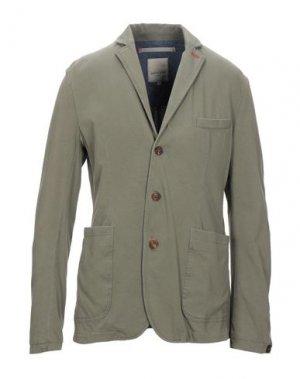 Пиджак SIVIGLIA. Цвет: зеленый-милитари