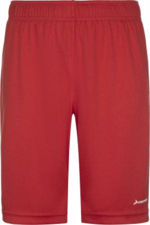 Шорты для мальчиков , размер 152 Demix. Цвет: красный