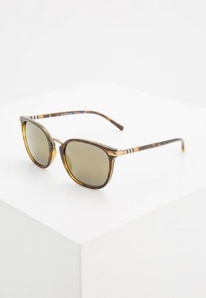 Очки солнцезащитные Burberry BE4262 30024T. Цвет: коричневый