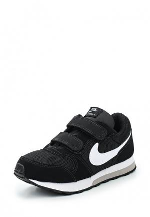 Кроссовки Nike Boys MD Runner 2 (TD) Toddler Shoe. Цвет: черный