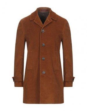 Пиджак GIACCHE'. Цвет: коричневый
