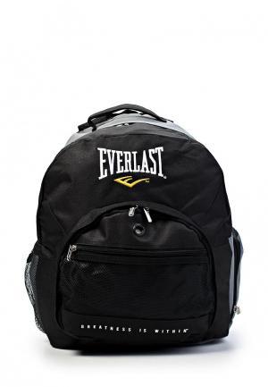 Рюкзак Everlast. Цвет: черный
