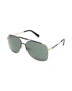 Солнечные очки DSQUARED2. Цвет: золотистый
