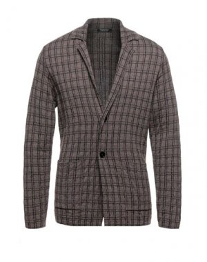 Пиджак SPADALONGA. Цвет: хаки