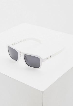 Очки солнцезащитные Prada 0PR 09XS 4AO5S0. Цвет: белый