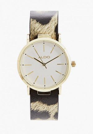 Часы Aldo. Цвет: золотой