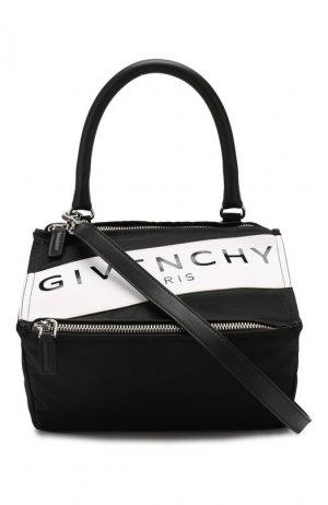 Сумка Pandora small Givenchy. Цвет: чёрный