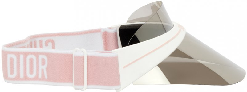 Pink Club1 Visor Dior. Цвет: 0jqo wht/pk