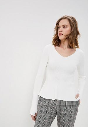 Пуловер Hugo. Цвет: белый
