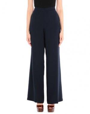 Повседневные брюки BLACK LABEL. Цвет: темно-синий