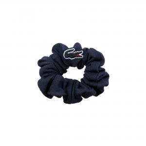 Резинка для волос Lacoste. Цвет: темно-синий