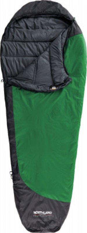 Спальный мешок Hypnos +10 R XL-XXL Northland. Цвет: зеленый