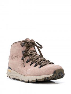 Спортивные ботинки на шнуровке Danner. Цвет: коричневый