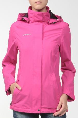Куртка Icepeak. Цвет: розовый