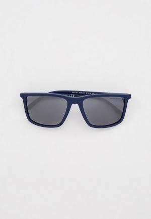 Очки солнцезащитные Emporio Armani EA4161 50886G. Цвет: синий