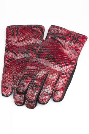 Перчатки Billionaire. Цвет: красный